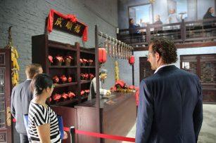 2015全球创新营 荷兰校友中国行(一)