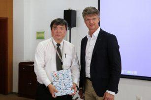 2015全球创新营 荷兰校友中国行(二)
