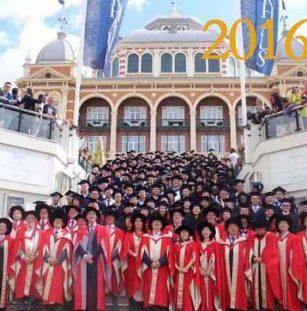2016年全球毕业盛典