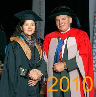 2010年全球毕业盛典