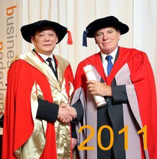 2011年全球毕业盛典