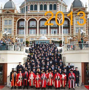 2013年全球毕业盛典