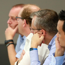 高级管理者MBA学位项目