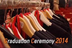 2014年全球毕业盛典