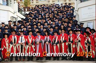 2015年全球毕业盛典