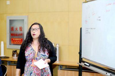 游学感悟︱BSN MBA荷兰学员Kitmie:在中国,除了华为,希望能找到更多事业合作伙伴