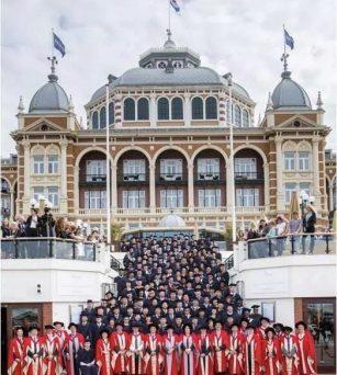 周末我在BSN荷兰商学院,你在哪里……