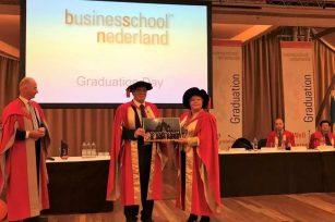 荷兰前教育部长奈斯安女士出任BSN荷兰商学院全球校董会主席