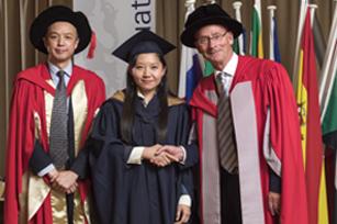 BSN荷兰商学院MBA校友陈宁专访