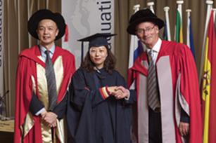 BSN荷兰商学院MBA校友王娟专访