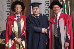 BSN荷兰商学院MBA校友吴晓军专访