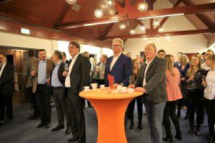 BSN荷兰商学院总校2019新年招待会举行