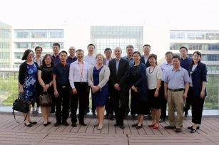 BSN荷兰商学院走进泰康,11位产学研专家获颁荣誉