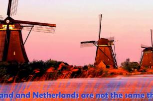 荷兰文化简介视频