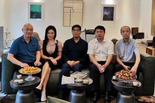中石化原董事长傅成玉先生担任BSN荷兰商学院博士生导师