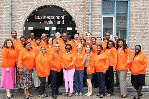 BSN荷兰商学院连续九年入选荷兰国家奖学金项目,27国169人获奖