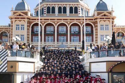 全球发布 | BSN荷兰商学院2019全球毕业典礼在荷兰海牙举行