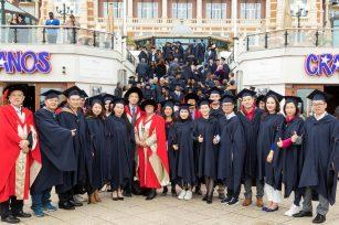 全球瞩目 | BSN荷兰商学院2019全球毕业典礼即将举行