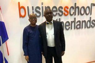 祝贺!BSN荷兰商学院校友出任尼日利亚总统立法助手
