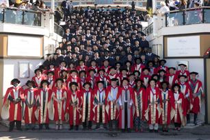 BSN荷兰商学院2019全球毕业典礼在荷兰海牙举行