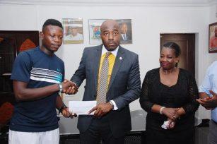 又一喜讯!BSN荷兰商学院校友出任尼日利亚副总统办公室教育干预高级特别助理